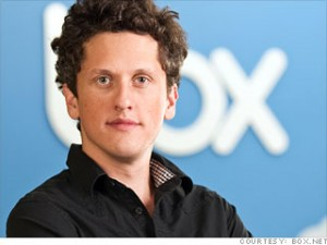 Aaron Levie - CEO of Box