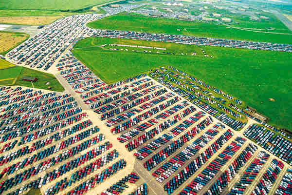 Cars When Subjected To The Elements Don T Last Long Many Pictured Have Been Standing For A Year Or More Aa