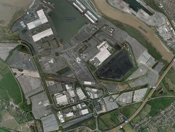 Avonmouth Unsold